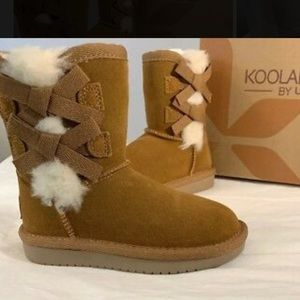 24fa27603ab Koolaburra Boots for Kids | Poshmark